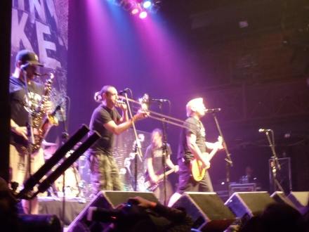 Less Than Jake performed in Norfolk, Va. at the NorVa on Jan. 23.